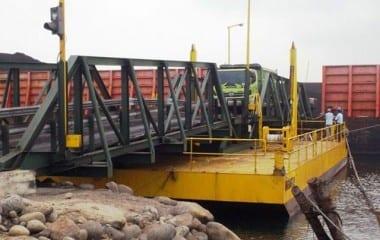 Transfer Barge - Bengkulu Indonesia