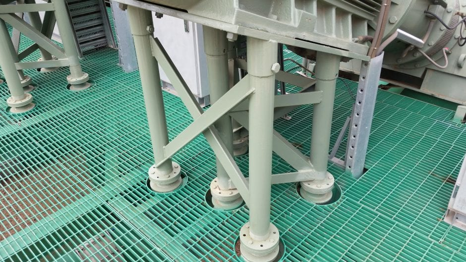 Pump Station Vibration Assessment